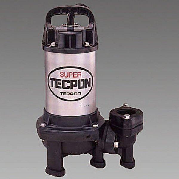 エスコ(ESCO) AC100V(50Hz)/40mm 水中ポンプ(汚物混入用) 000012224078 JP