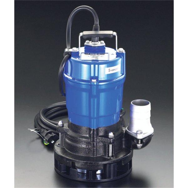 【メーカー在庫あり】 エスコ(ESCO) AC100V(60Hz)/50mm 水中ポンプ(一般工事用) 000012067951 JP