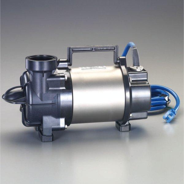 エスコ(ESCO) AC100V(50Hz)/50mm 水中ポンプ(横型/チタン製) 000012206014 JP