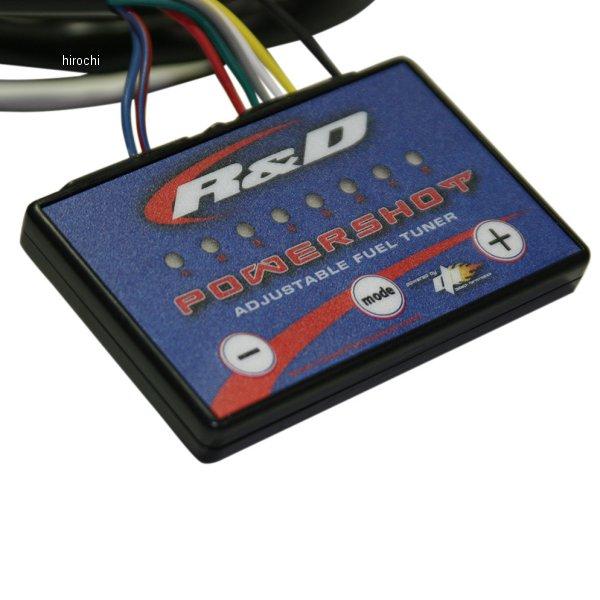 【USA在庫あり】 R&D フューエルチューナー シードゥー 215HP 1020-2546 JP