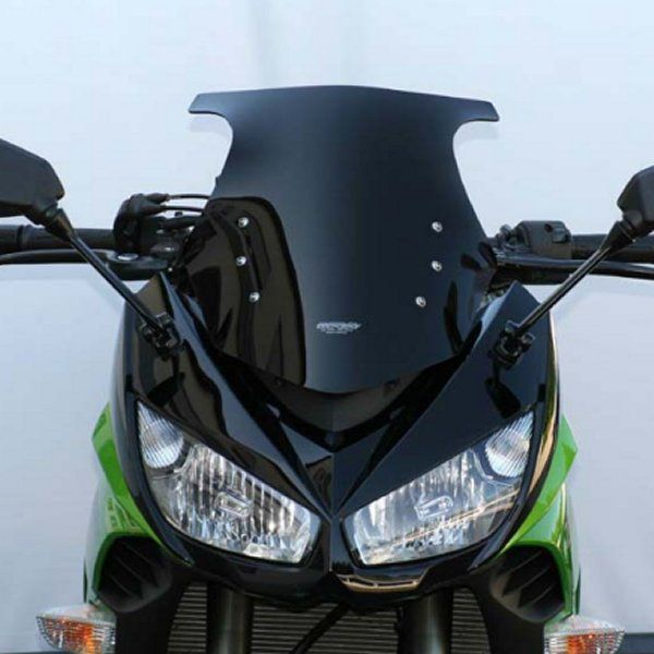 エムアールエー MRA スクリーン レーシング 黒 Ninja1000 Z1000X 4548664510795 JP店