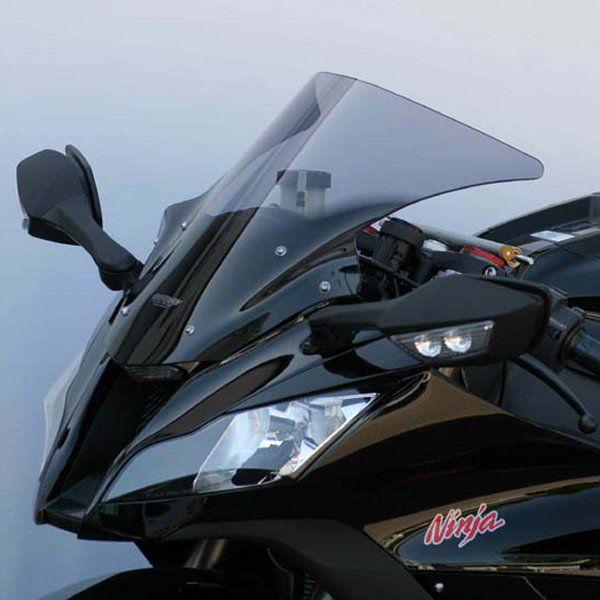 【メーカー在庫あり】 エムアールエー MRA スクリーン レーシング スモーク Ninja ZX-10R 4548664513550 JP店