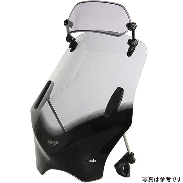 エムアールエー MRA V-FLOW Z X-Creen エクスクリーン スポーツ 汎用 スモーク 4548916092895 JP店