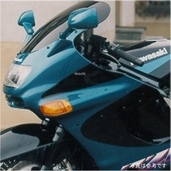 エムアールエー MRA スクリーン オリジナル 93年-01年 ZZR1100 クリア 4520616509149 JP店