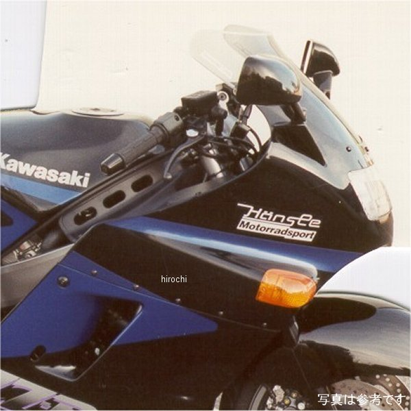 エムアールエー MRA スクリーン スポイラー 90年-92年 ZZR1100 クリア 4520616512415 JP店