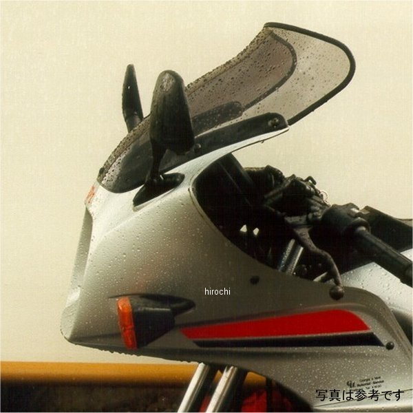 エムアールエー MRA スクリーン スポイラー 83年-85年 GPZ750、1100F スモーク 4520616770730 JP店