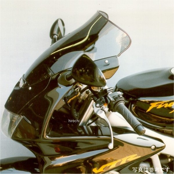 エムアールエー MRA スクリーン ツーリング 97年以降 VTR1000F スモーク 4520616893613 JP店