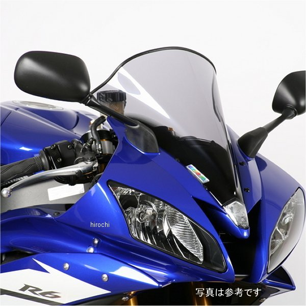 エムアールエー MRA YZF-R6 スクリーン JP店 クリア レーシング 06年-07年 4547424679017