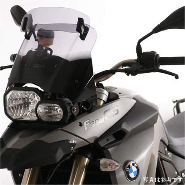エムアールエー MRA ヴァリオ ツーリング 08年以降 BMW F650、800GS スモーク 4548664018543 JP店