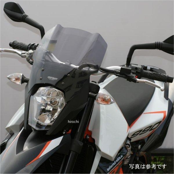 エムアールエー MRA スクリーン ツーリング KTM 990 スーパーモト SM、SMR スモーク 4548916062812 JP店