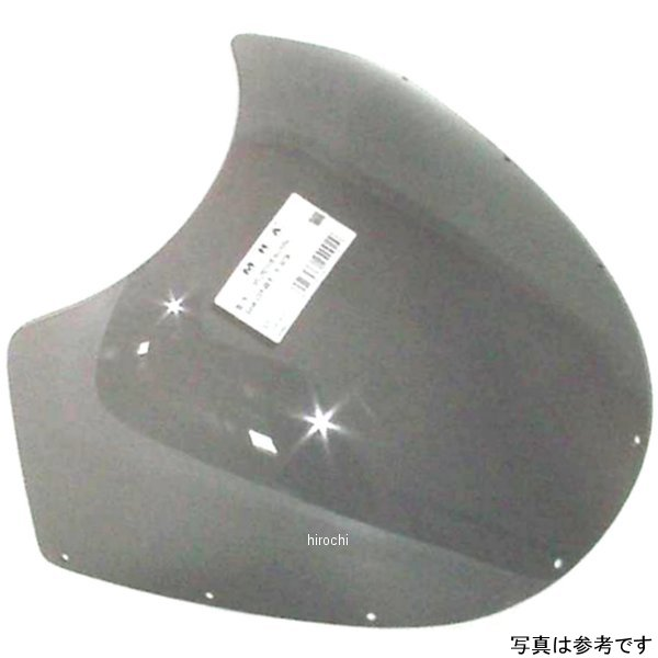 エムアールエー MRA スクリーン スポイラー 91年以前 GSXR400R GK73A スモーク 4548916062980 JP店