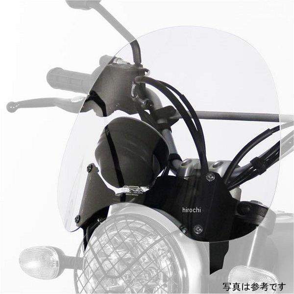 JP店 ツーリング スクランブラー ドゥカティ 黒 4548916438280 15年-16年 スクリーン MRA エムアールエー