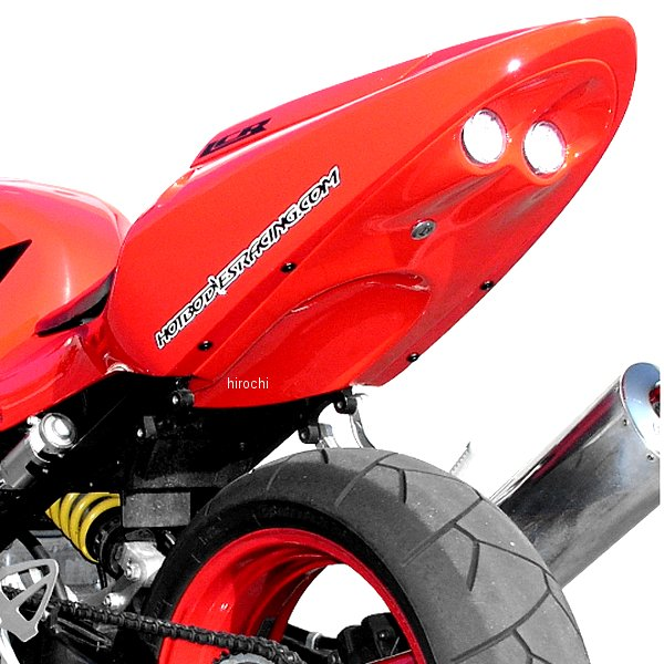 【USA在庫あり】 ホットボディーズ Hotbodies Racing フェンダーレスキット 01年-03年 CBR600F4i 赤 0521-0060 JP店