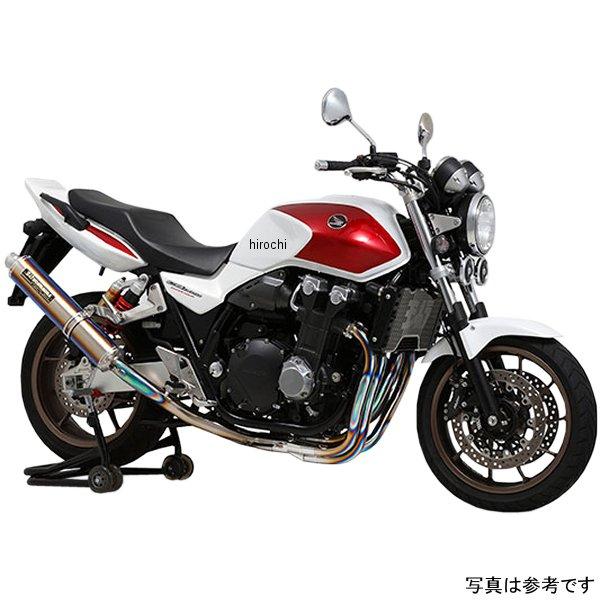ヨシムラ 機械曲チタンサイクロン LEPTOS フルエキゾースト (政府認証) 08年以降 CB1300SF、CB1300SB (TS) 110-41E-8250 JP店
