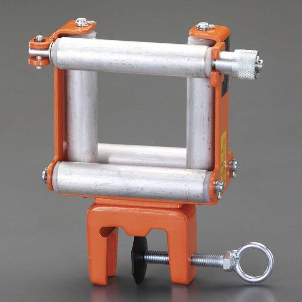 エスコ ESCO 四方ローラー 110mm以下用 000012032157 JP店