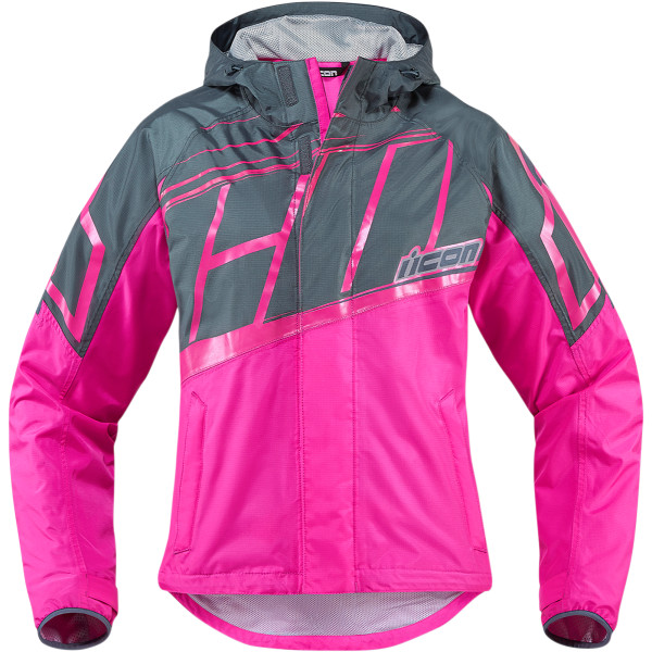 【USA在庫あり】 アイコン ICON JACKET WM PDX 2 PINK SM 2854-0192 JP店