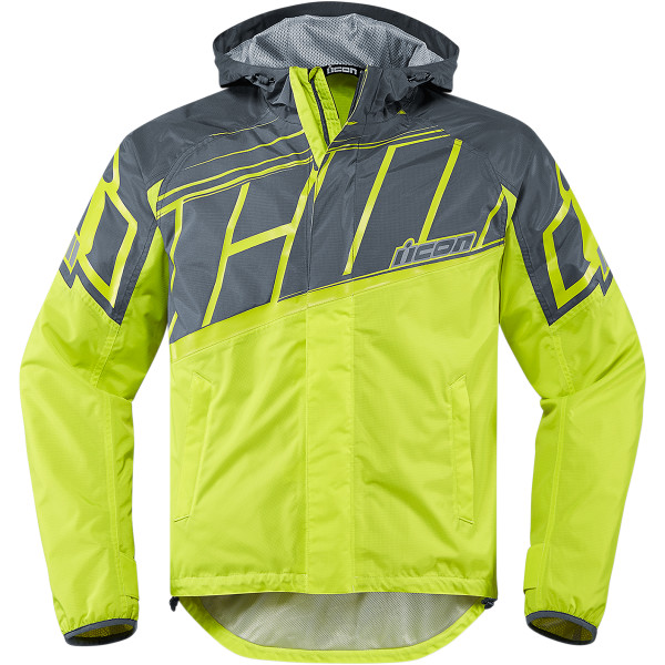 【USA在庫あり】 アイコン ICON JACKET PDX 2 HIVIZ SM 2854-0203 JP店