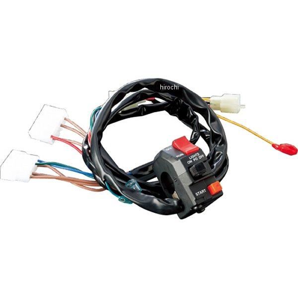 アクティブ ACTIVE スイッチキット タイプ1 01年-02年 SR500、SR400 1383316 JP店