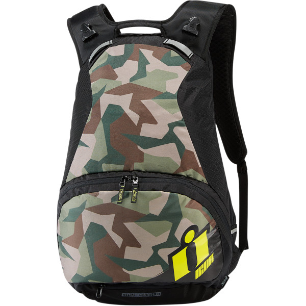 【USA在庫あり】 アイコン ICON BACKPACK STRONGHOLD HIVIZ 3517-0386 JP店