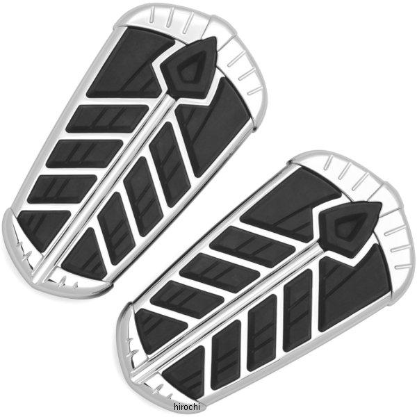 【USA在庫あり】 クリアキン Kuryakyn スピアー パッセンジャー フロアボード インサート 15年以降 ロードマスター クローム 5656 JP店