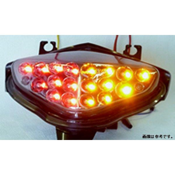 オダックス Odax インテグレートテール ライト スモーク スズキ B-KING JST-353021C-W-S JP店