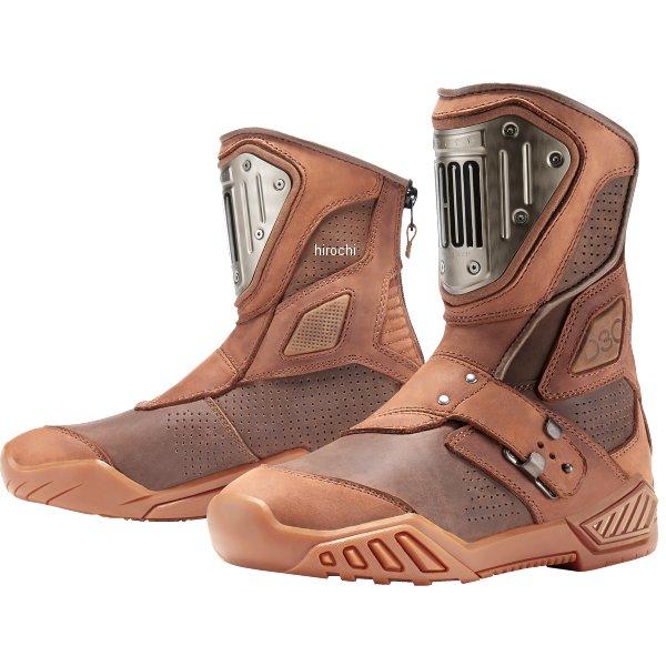 【USA在庫あり】 アイコン ICON ブーツ レトログレード ブラウン 10サイズ 28cm 3403-0833 JP店