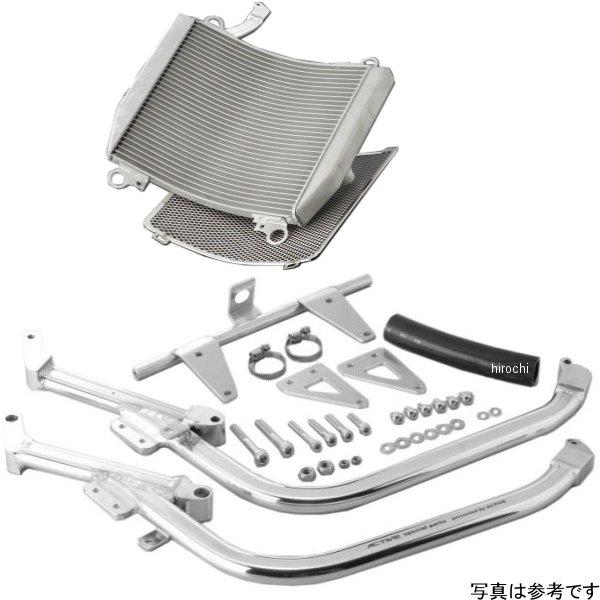 【メーカー在庫あり】 アクティブ ACTIVE ビッグラジエーターキット 85年-08年 V-MAX1200 シルバー 5053011 JP店