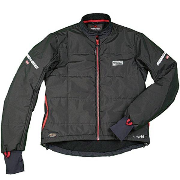 ラフ&ロード 2016年 秋冬モデル ゴアウインドストッパーウォームインナージャケット 黒 XLサイズ RR7978BK5 JP店
