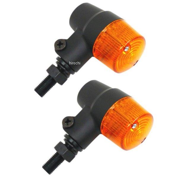 【USA在庫あり】 K&S ケーアンドエス マーカーライト LED16 アンバー レンズ36mm 全長62mm シングル球 黒 2040-1417 JP