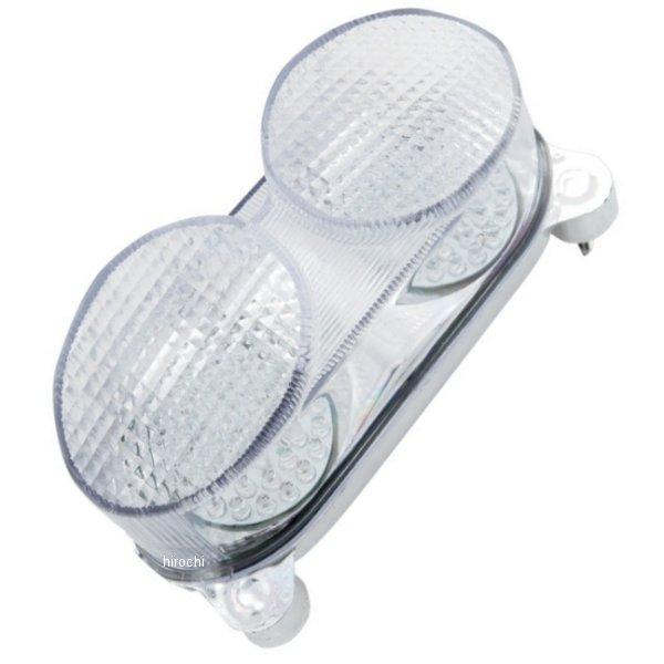 【USA在庫あり】 アドバンストライティング Advanced Lighting テールライト クリアレンズ 98年-02年 ニンジャ ZX-9R、ZX-6R 2010-0874 JP店