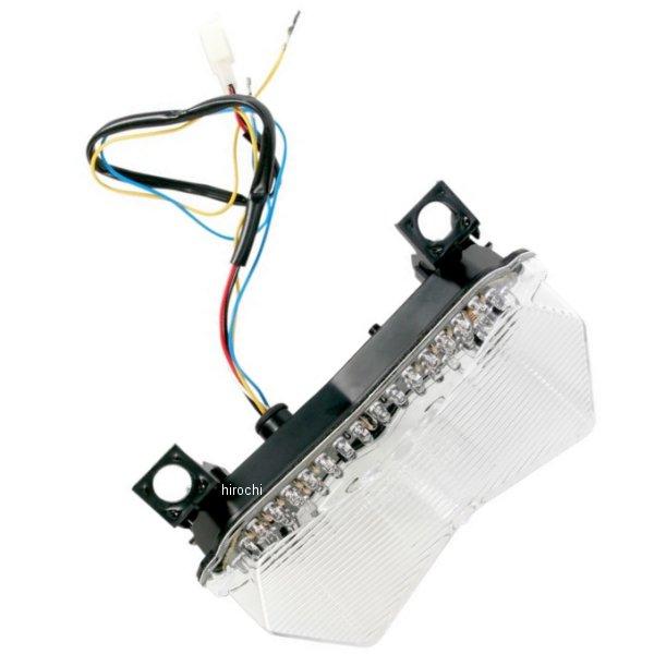 【USA在庫あり】 コンペティション ワークス Competition Werkes LEDテールライト ステルス 03年-06年 Z1000、ZX-6R 2010-0971 JP店