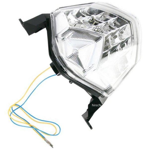 【USA在庫あり】 Moto MPH LEDテールライト クリア 08年-10年 ニンジャ ZX-10R 2010-0978 JP店