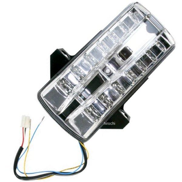 【USA在庫あり】 コンペティション ワークス Competition Werkes LEDテールライト クリア 03年-09年 SV1000、SV650 2010-0988 JP店