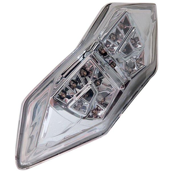 【USA在庫あり】 Moto MPH LEDテールライト クリア 13年 ZX300R 2010-1086 JP店