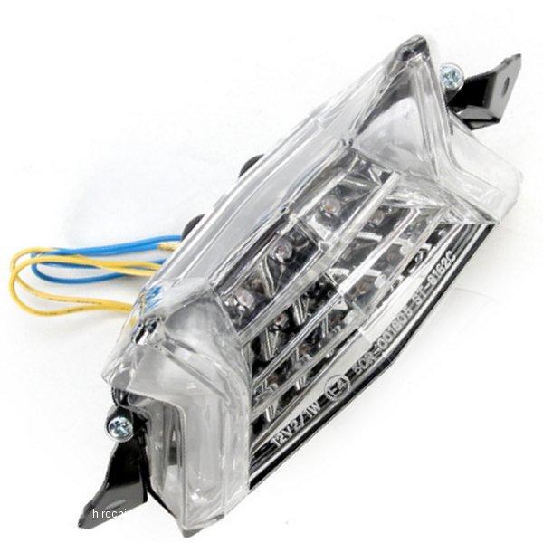 【USA在庫あり】 コンペティション ワークス Competition Werkes LEDテールライト クリア 10年-13年 BMW S1000RR 2010-1137 JP店