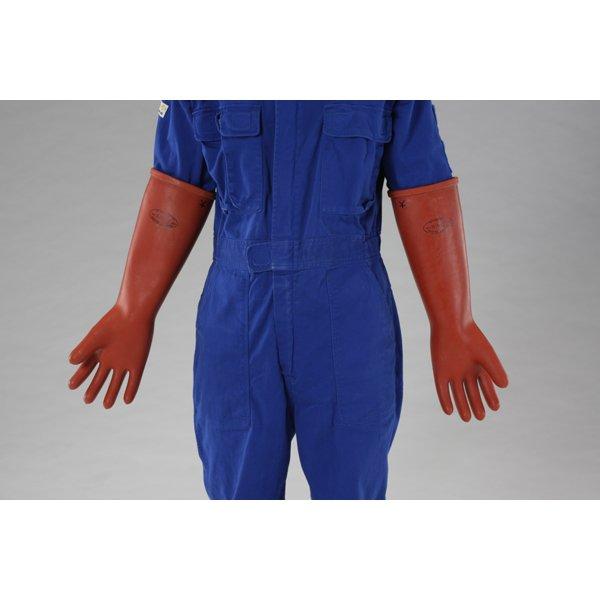 【メーカー在庫あり】 エスコ ESCO L 高圧用絶縁ゴム手袋(7000V) 000012204896 JP店