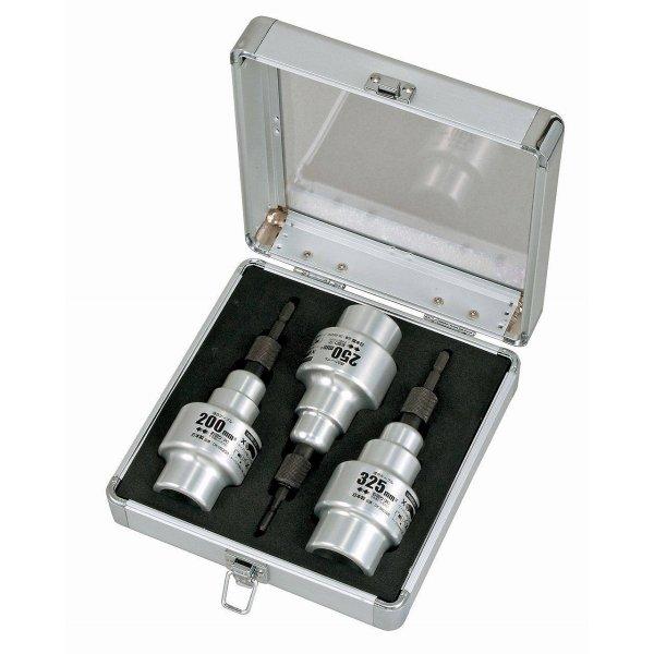 エスコ ESCO 200-325mmm2 ケーブルストリッパーセット(電気ドリル用) 000012261137 JP店