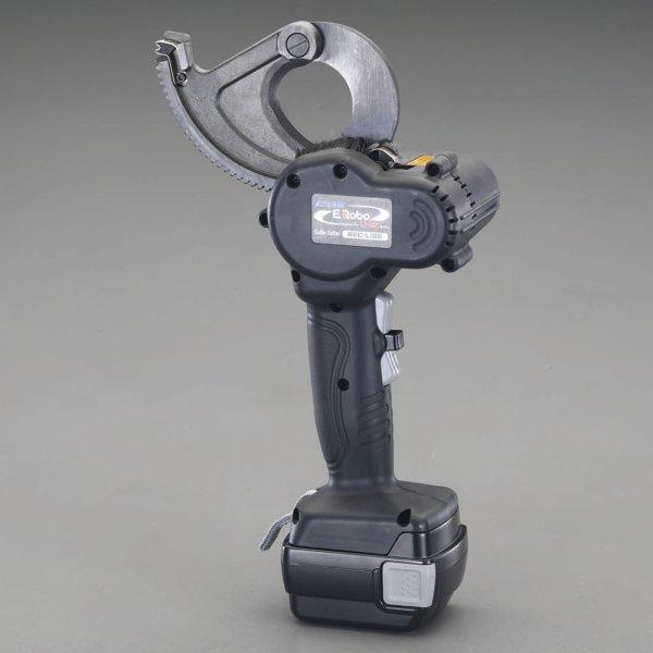 【メーカー在庫あり】 エスコ ESCO 充電式ケーブルカッター 000012252663 JP店