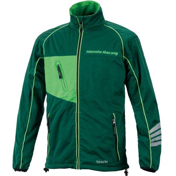 ホンダ純正 ウインドストップ・レイヤードジャケット 緑 Sサイズ 0SYEX-W5V-A JP店