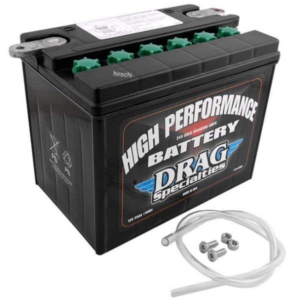 【USA在庫あり】 DRAG AGM ハイパフォーマンス バッテリー 12V YHD12 2113-0008 JP店