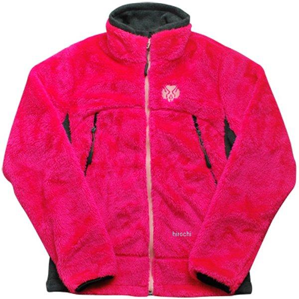 【メーカー在庫あり】 トリケプート TRICEPUOT レディスフリースボアジャケット ピンク Mサイズ TCP-0102 JP店