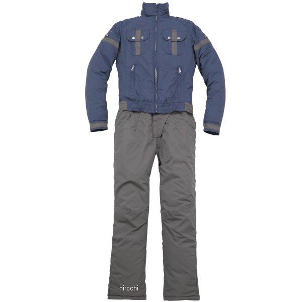 ベイツ BATES 防風ナイロンジャンプスーツ レディース ネイビー Lサイズ BAJ-L096JP JP店