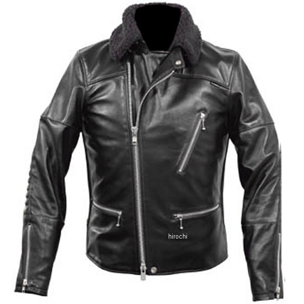 カドヤ KADOYA レザージャケット BOTT 黒 Sサイズ 1137 JP店