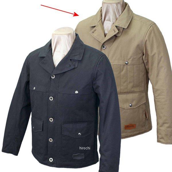 カドヤ KADOYA ジャケット RM-WORK ブラウン LLサイズ 6557 JP店