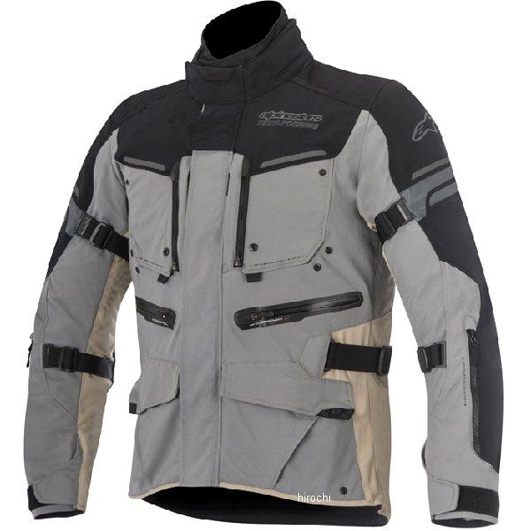 アルパインスターズ Alpinestars ジャケット VALPARAISO 2 DRYSTAR グレー/黒/サンド Lサイズ 8051194805669 JP店