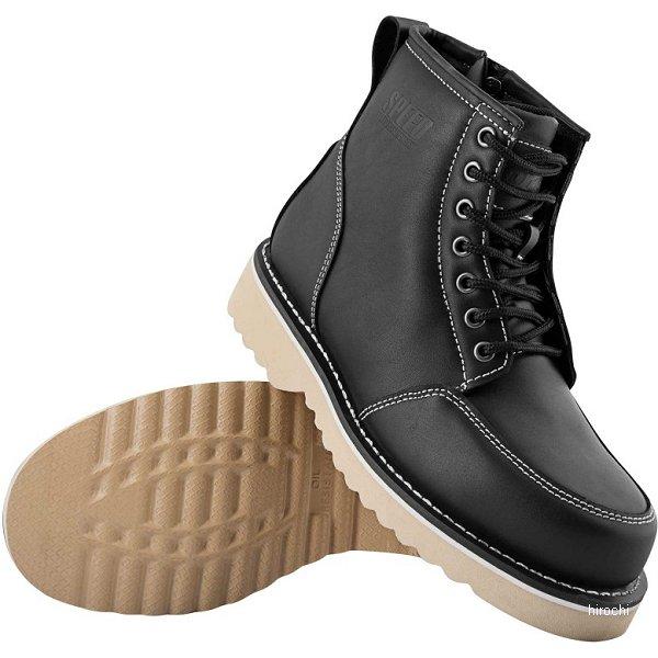 【USA在庫あり】 スピードアンドストレングス Speed and Strength OVERHAUL ブーツ 黒 12サイズ 884340 JP