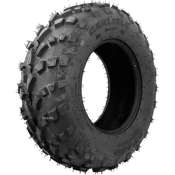 【USA在庫あり】 371973 カーライル Carlisle タイヤ AT489 25x8-12 3PR フロント 371973 JP