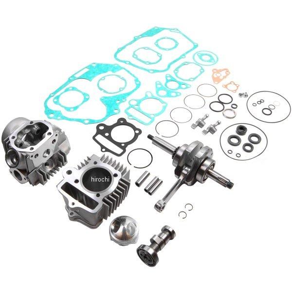 シフトアップ 110cc ハイレボリューション ボアストロークアップキット モンキー 鋳鉄スリーブ 205200-10 JP店