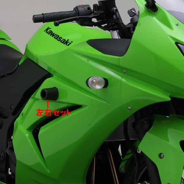 デイトナ エンジン プロテクター NINJA250R 79950 JP店