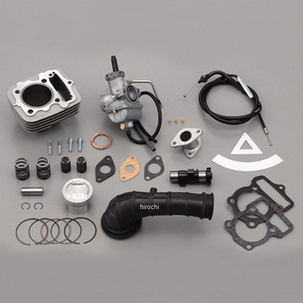 【メーカー在庫あり】 デイトナ ノーマルエアクリーナー対応 ハイパーボアキット 80cc APE50/XR50モタード 92231 JP店